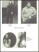 1973 Dickinson High School Yearbook Page 120 & 121