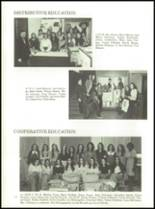 1973 Dickinson High School Yearbook Page 124 & 125