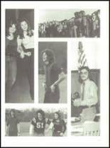 1973 Dickinson High School Yearbook Page 126 & 127