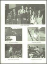 1973 Dickinson High School Yearbook Page 134 & 135