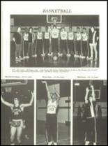 1973 Dickinson High School Yearbook Page 152 & 153