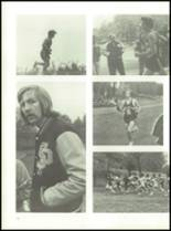 1973 Dickinson High School Yearbook Page 160 & 161