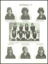 1973 Dickinson High School Yearbook Page 162 & 163