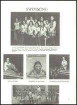 1973 Dickinson High School Yearbook Page 164 & 165