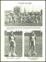 1973 Dickinson High School Yearbook Page 184 & 185