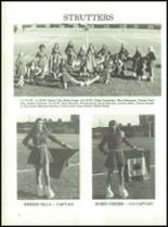 1973 Dickinson High School Yearbook Page 186 & 187