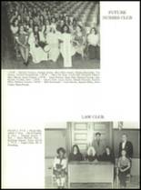 1973 Dickinson High School Yearbook Page 196 & 197