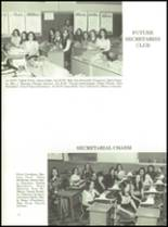 1973 Dickinson High School Yearbook Page 198 & 199