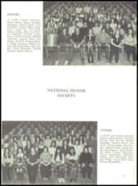 1973 Dickinson High School Yearbook Page 204 & 205