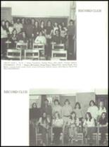 1973 Dickinson High School Yearbook Page 206 & 207