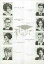 1969 Kansas State School for the Deaf Yearbook Page 16 & 17