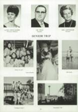 1969 Kansas State School for the Deaf Yearbook Page 18 & 19