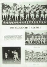 1969 Kansas State School for the Deaf Yearbook Page 20 & 21
