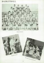 1969 Kansas State School for the Deaf Yearbook Page 22 & 23