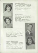 1945 Guilford High School Yearbook Page 10 & 11