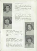 1945 Guilford High School Yearbook Page 16 & 17