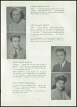 1945 Guilford High School Yearbook Page 18 & 19