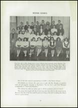 1945 Guilford High School Yearbook Page 38 & 39