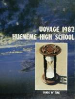 1982 Yearbook Hueneme High School