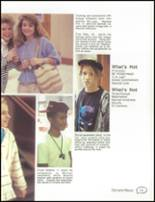 1990 Central High School Yearbook Page 18 & 19