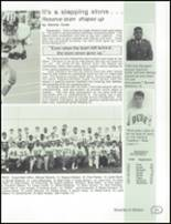 1990 Central High School Yearbook Page 28 & 29