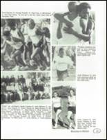 1990 Central High School Yearbook Page 30 & 31