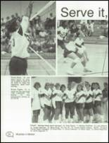1990 Central High School Yearbook Page 36 & 37