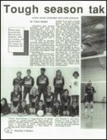 1990 Central High School Yearbook Page 38 & 39