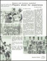 1990 Central High School Yearbook Page 46 & 47