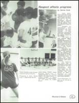 1990 Central High School Yearbook Page 48 & 49