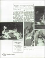 1990 Central High School Yearbook Page 52 & 53