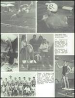 1990 Central High School Yearbook Page 54 & 55