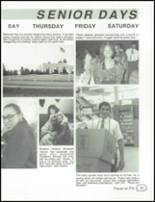 1990 Central High School Yearbook Page 84 & 85