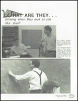1990 Central High School Yearbook Page 106 & 107