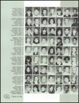1990 Central High School Yearbook Page 108 & 109
