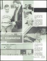 1990 Central High School Yearbook Page 114 & 115