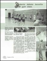 1990 Central High School Yearbook Page 132 & 133