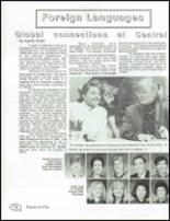 1990 Central High School Yearbook Page 140 & 141
