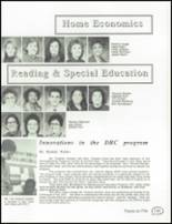 1990 Central High School Yearbook Page 142 & 143