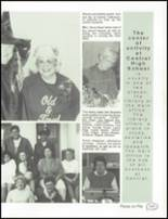 1990 Central High School Yearbook Page 150 & 151