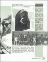 1990 Central High School Yearbook Page 166 & 167