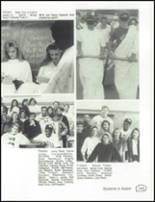 1990 Central High School Yearbook Page 168 & 169