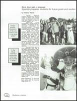 1990 Central High School Yearbook Page 170 & 171