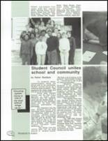 1990 Central High School Yearbook Page 180 & 181
