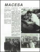 1990 Central High School Yearbook Page 182 & 183