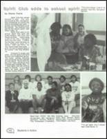 1990 Central High School Yearbook Page 184 & 185