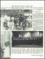 1990 Central High School Yearbook Page 194 & 195
