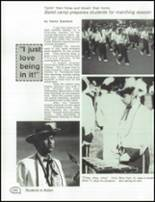 1990 Central High School Yearbook Page 200 & 201