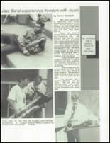 1990 Central High School Yearbook Page 202 & 203