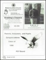1990 Central High School Yearbook Page 208 & 209